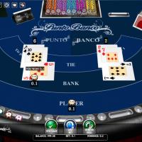Баккара Punto Banco: построение игрового процесса