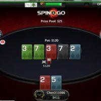 Покер Spin and Go (Спин энд Гоу): правила и особенности игры