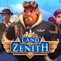 Новый видеослот Land of Zenith с двумя подарочными розыгрышами
