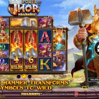 Pragmatic Play выпустил на рынок новую игру Power of Thor Megaways